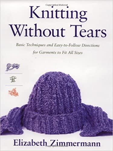 8f0966e05 Knitting Without Tears  Basic Techniques and Easy-to-Follow ...