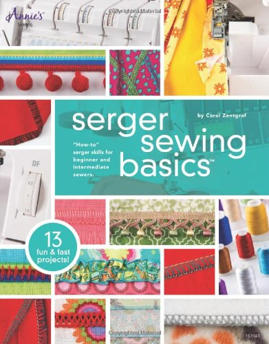 how to use a serger - 2