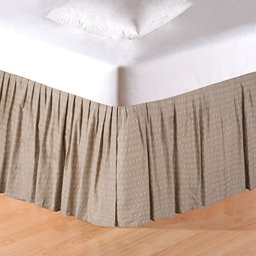 Barbados Sea King Bed Skirt by C&F Home