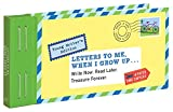 download ebook letters to me, when i grow up: write now. read later. treasure forever. pdf epub