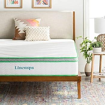 Amazon Com Ultimate Dreams Latex Mattress Twin Size