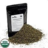 Teas Etc Moroccan Mint Organic Loose Leaf Green Tea 16 oz.