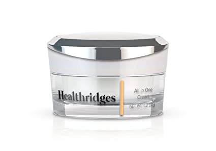 Crema Hidratante de Natural – todo en uno, crema – con ácido hialurónico, Vitamina