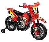 EMOTO M09284 Motorbike with  6 V Battery