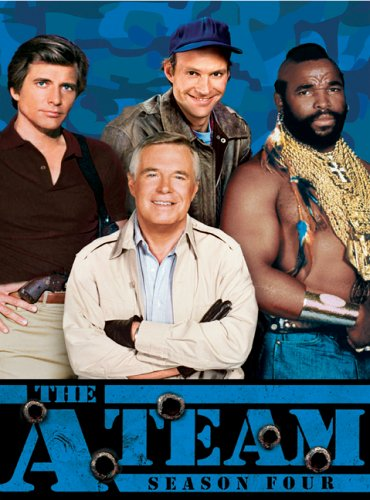 The A-Team - Season Four -