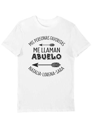 Camiseta me llaman abuelo regalo divertido perfecto ...