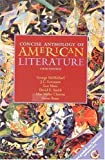 img - for Concise Anthology of American Literature by George McMichael (2000-11-21) book / textbook / text book