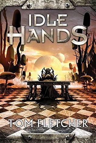 book cover of Idle Hands