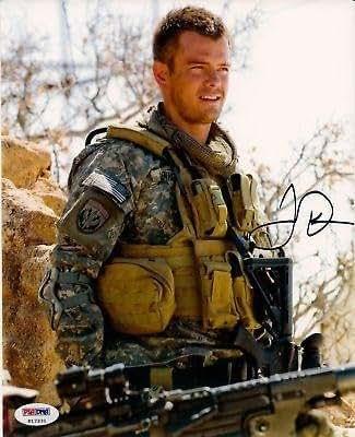 Josh Duhamel Signed Transformers 8x10 Photo COA PSA/DNA Certified