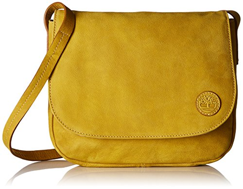 Timberland Saddle Bag - Shoppers y bolsos de hombro Mujer Amarillo (Artisan Gold)