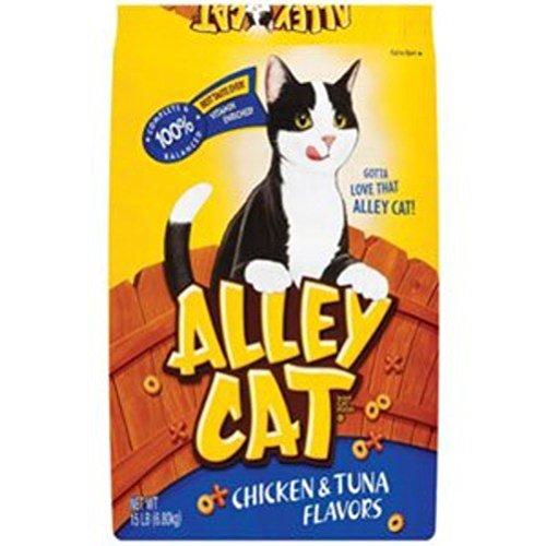 15LB Alley Cat Dry Food