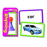 TREND ENTERPRISES INC. POCKET FLASH CARDS RHYMING 56-PK (Set of 24)