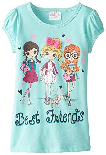 Beautees Little Girls' 3 Girls Screen