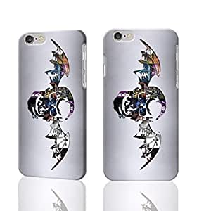 """New The Avenged Sevenfold 3D Rough iphone Plus 6 -5.5 inches Case Skin, fashion design image custom iPhone 6 Plus - 5.5 inches , durable iphone 6 hard 3D case cover for iphone 6 (5.5""""), Case New Design By Codystore"""