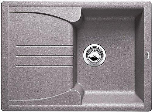 Blanco 513800 AL/EV-Sink 1 Basin Silgranit 40S Board Aluminium