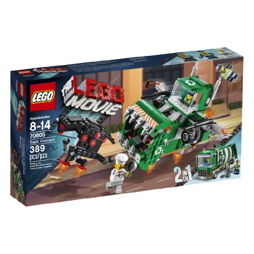 LEGO Movie 70805 Trash Chomper (Discontinued by Manufacturer) (70814 Lego Movie)