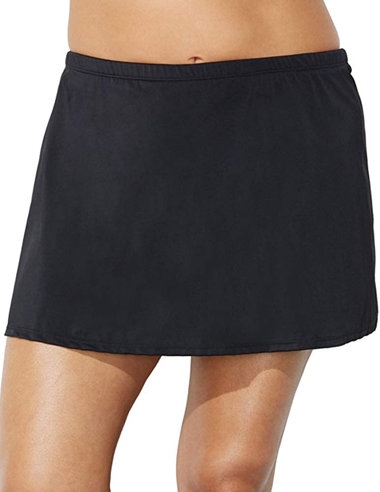 Swimsuits for All Women's Chlorine Resistant Swim Skirt swimsuitsforall 1030-pn