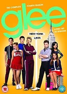 glee season 4 dvd amazoncouk lea michele matthew