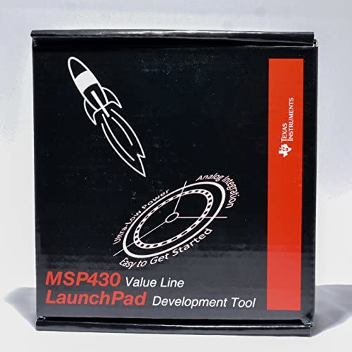 MAKER AND HACKER MSP430 LAUNCHPAD by TEXAS INSTRUMENTS