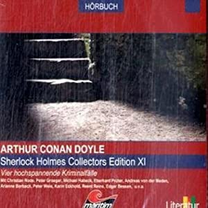 Sherlock Holmes Collectors Edition XI Hörspiel