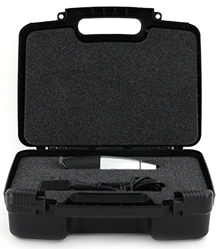 Life Made Better Storage Organizer - Compatible with Bevel Trimmer - Durable Carrying Case - - Weather Composite Blades