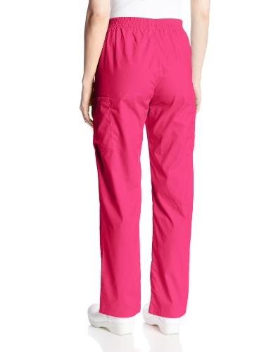 Cargo Pant Dickies Pantalones Scrubs Petite La De Mujer Eds Missy Rosa Firma Fit OAgvfwq