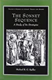 img - for The Sonnet Sequence: A Study of Its Strategies (Studies in Literary Themes and Genres) book / textbook / text book