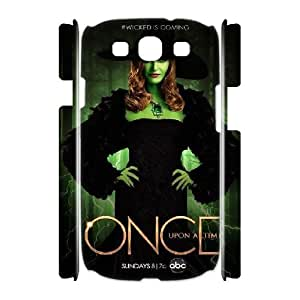LTTcase Custom Once upon a time 3D Back Cover for samsung galaxy s3 i9300