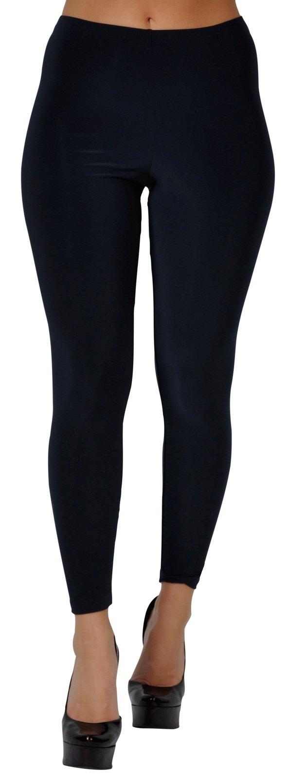 Sympli Womens Leggings style 2742 Size 12 Navy by Sympli