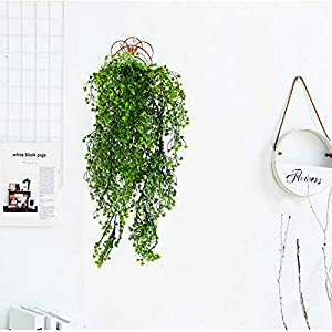 Dreampark Artificial Greenery Garland,Fake Ivy Vines Foliage Plants with Leaves Hanging for Wedding Home Garden 5