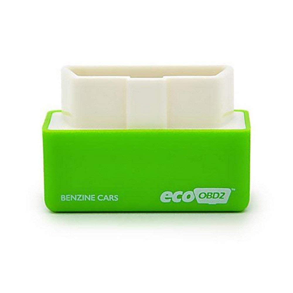 Bosmutus OBD2 Economy Chip Tuning Box for Benzine 15/% Fuel Save Plug/&Drive OBD 2 Scanner Lower Fuel and Lower