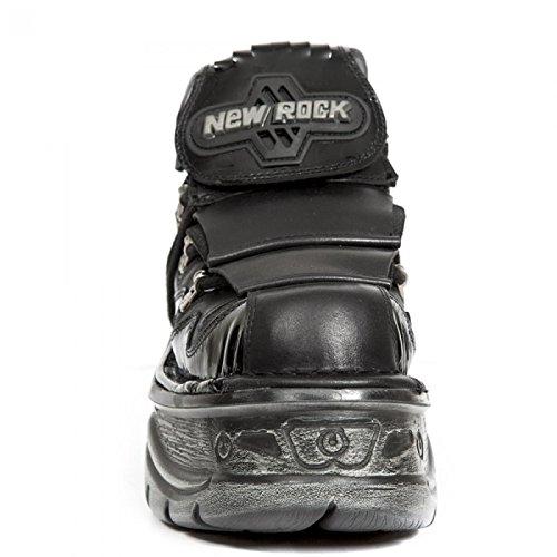Nouvelle Main Rock M 1075 C30 Schwarz Unisexe Sneeker