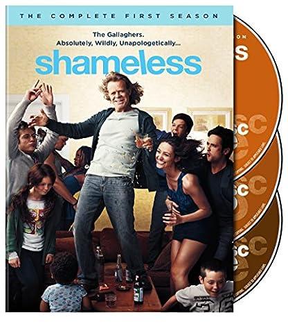 Shameless: Season 1 (Shameless Complete Series Dvd)