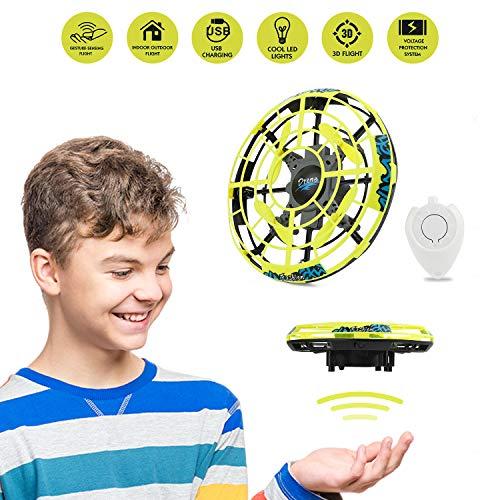 remote flying saucer - 9