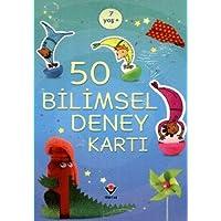 50 BİLİMSEL DENEY KARTI