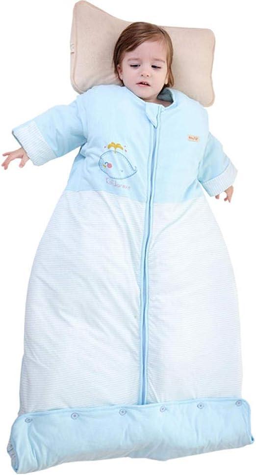 NEWELLYY Saco de Dormir Polar de bebé,Saco de Dormir de algodón ...