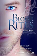 Blood Rites: Book 2 Grey Wolves Series (The Grey Wolves Series)