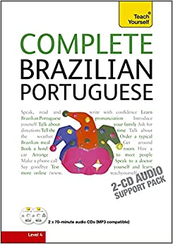 Book Complete Brazilian Portuguese: Teach Yourself (Audio Support)