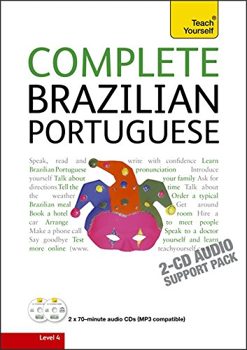 Complete Brazilian Portuguese Beginner to Intermediate Course: Learn to read, write, speak and understand a new language with Teach Yourself pdf