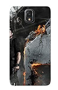 New Expendables 2 Tpu Case Cover, Anti-scratch ZcMqAmt3836Ukkrh Phone Case For Galaxy Note 3