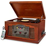 DIGITNOW Record player Turntable with...