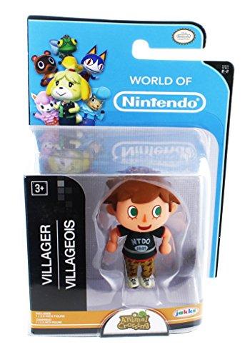 Nintendo Animal Crossing Villager Figure