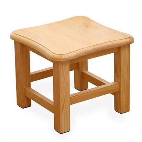 Tremendous Amazon Com Htdzdx Footstool Step Stool Household Stool Creativecarmelina Interior Chair Design Creativecarmelinacom