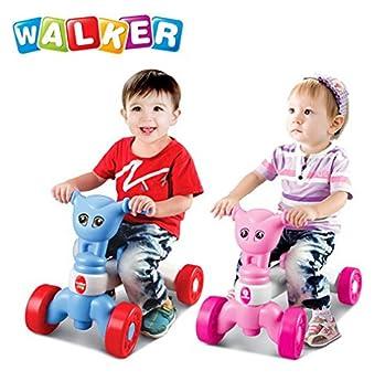 Amazon.com: Nuevo Andador para bebé de dibujos animados con ...