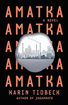 Amatka by Karin Tidbeck SF book reviews