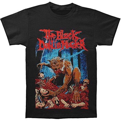 (Black Dahlia Murder Men's The Fog T-shirt X-Large)