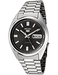 Seiko Mens SNXS79K Automatic Stainless Steel Watch
