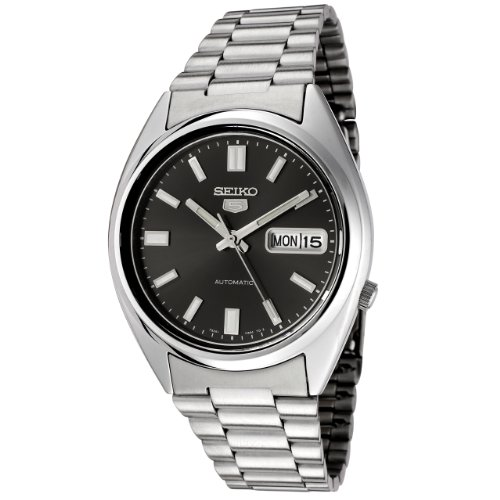 Seiko-Mens-SNXS79K-Automatic-Stainless-Steel-Watch