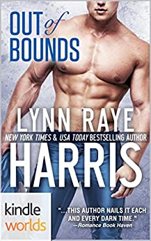 Game For Love: Out of Bounds (Kindle Worlds Novella) by [Harris, Lynn Raye]