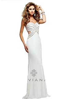 Faviana formal evening gown and prom dress style s7701 size 6